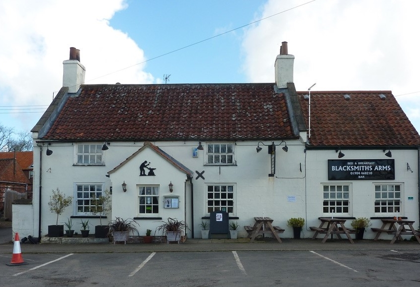The Blacksmiths Arms Public House