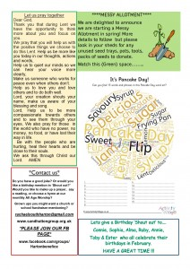 february newsletter page 2