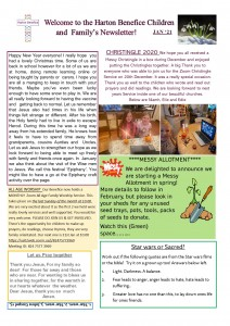 january 2021 newsletter page 1