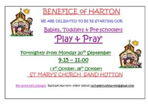 Play Pray flier Aug 21 1
